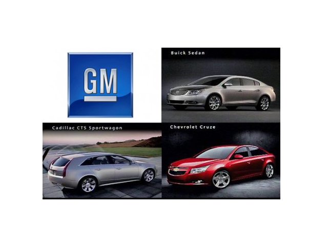 <b>General Motors North America GMNA [11/2016]</b><br>Spare parts catalog and accessories catalog for all North American General Motors vehicles