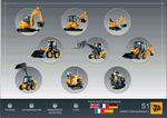 <b>JCB Service Manuals 2011</b><br>v50, Full original JCB repair and service manuals, including repair manuals for Isuzu, Deutz, Cummins engines