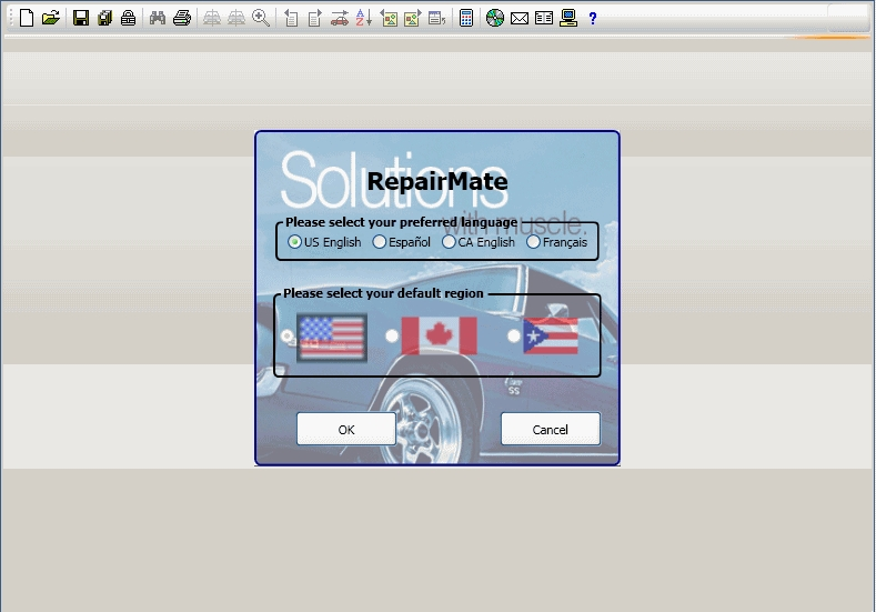 <b>Mitchell RepairMate [01/2015]</b><br>Parts catalogue for all US and CANADA market vehicles